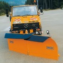 Special snow ploughs